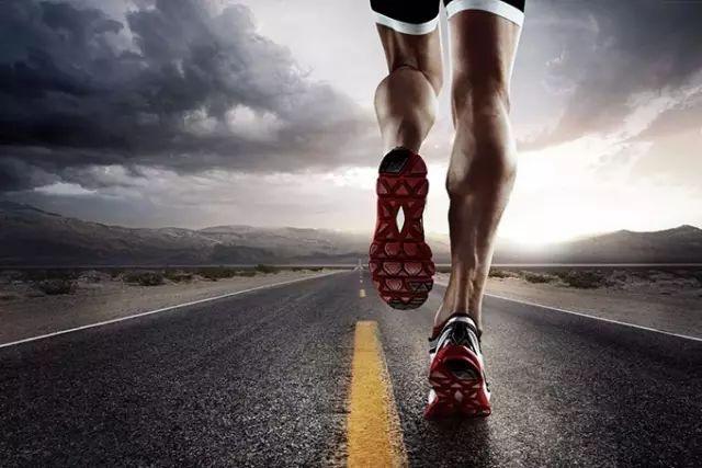 励志微信头像跑步